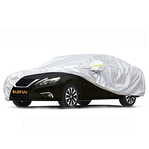 bliifuu sedan car cover