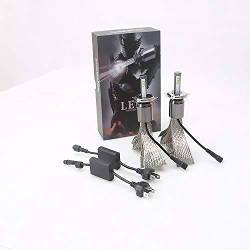 Style de ceinture de cuivre de globe de cuivre de lampe de lumière d'ampoule de phare de voiture 30W 3600LM Salut-Lo 10V-30V