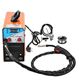 Máquina de soldadura eléctrica Equipo de desoldadora de soldadura Soldadora eléctrica MIG-200 Sin...