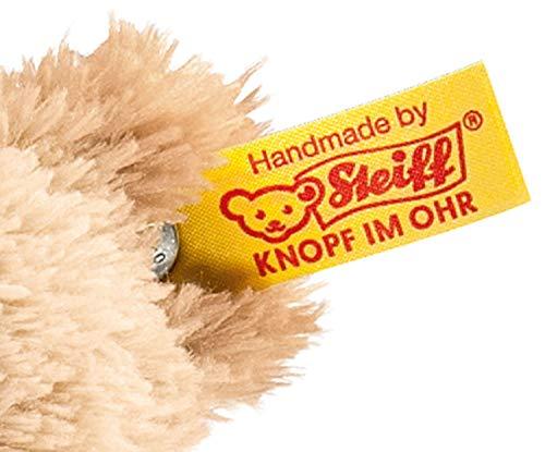 Steiff 239922 – Schlaf Gut Bär Spieluhr, 20 cm, grau - 4