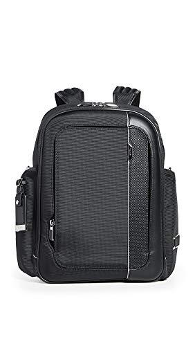 TUMI - Arrivé Larson Laptop-Rucksack, 14 Zoll (35,6 cm) Computertasche für Damen und Herren, Schwarz