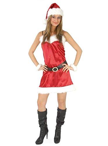 Costume Mamma Natale Sexy - taglia unica