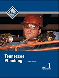 Tennessee Plumbing Level 1 Trainee Guide (4th Edition)