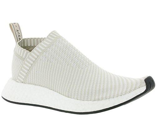 adidas Originals NMD_CS2 Primeknit Boost W tennisschoen grijs BA7213