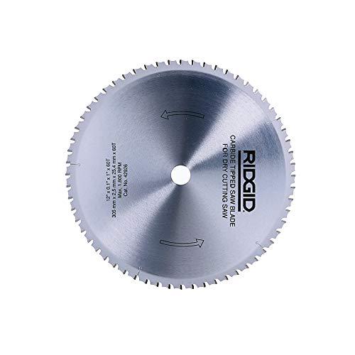 RIDGID 58476 Sägeblatt 14 Zoll 80Z fürr RIDGID 590L Trockenschnittsäge