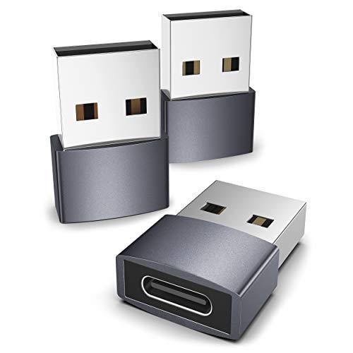 Syntech C-Buchse auf USB-Stecker Bild