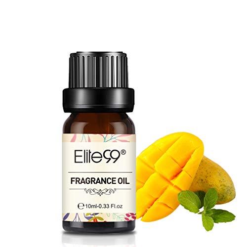 Elite99 MangoDuftöl, Ätherisches Öl für Diffuser, Naturreines Aroma Duftöle, Elite99 Mango Fragrance Oil 10ML