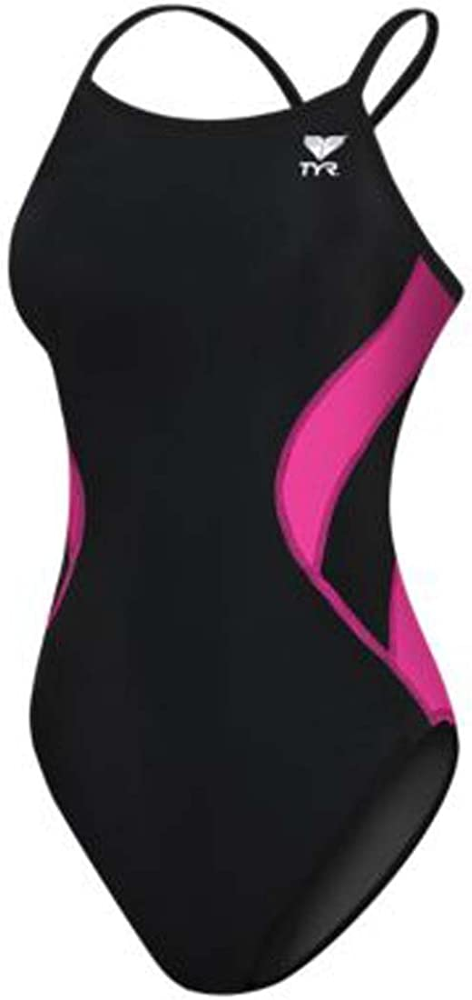 TYR Adult Alliance Diamond Back Splice Swimsuit