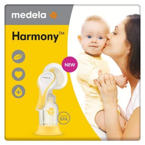 Medela - Sacaleches manual Harmony (versión flexible, función estimulación más de leche,...