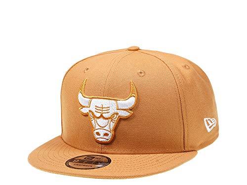 Gorra New Era Chicago Bulls Panama Tan Edition 9Fifty Snapback – NBA