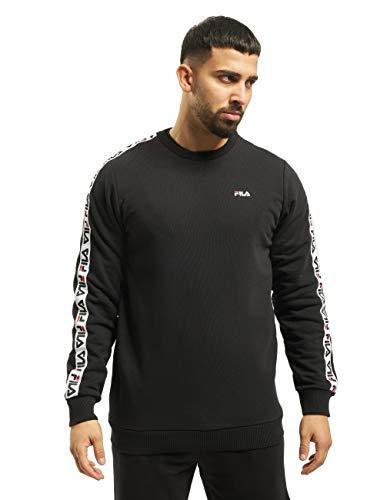 Fila - Sweat 682363 Aren Crew 002 Black - Couleur Noir - Taille XS