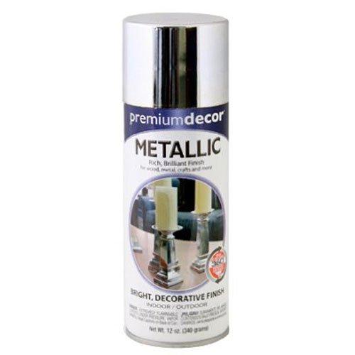 General Paint & Manufacturing PDS-94 Premium Decor Metallic Spray...