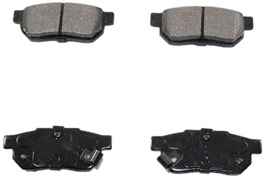 DuraGo BP374 C Rear Ceramic Brake Pad