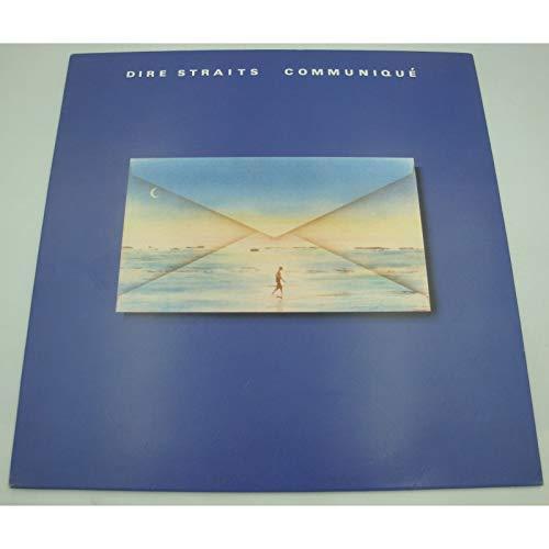 DIRE STRAITS communiqué LP 1979 once upon a time in the west - Vertigo