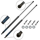 """28 inch 200 Lbs (889 N) Gas Struts Spring Shocks 28"""" for Heavy Duty Trailer Cap Tonneau Cover Lift Supports (Support Weight: 170-230lbs), 2 Pcs Set ARANA"""