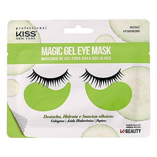 Kiss NY Professional Máscara de Gel Para Área dos Olhos, Kiss New York Professional