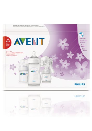 Philips Avent Microwave Sterilizing Bags, 5 Count