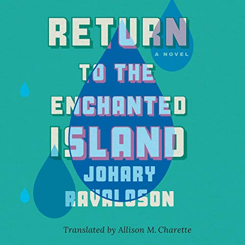 Return to the Enchanted Island cover art