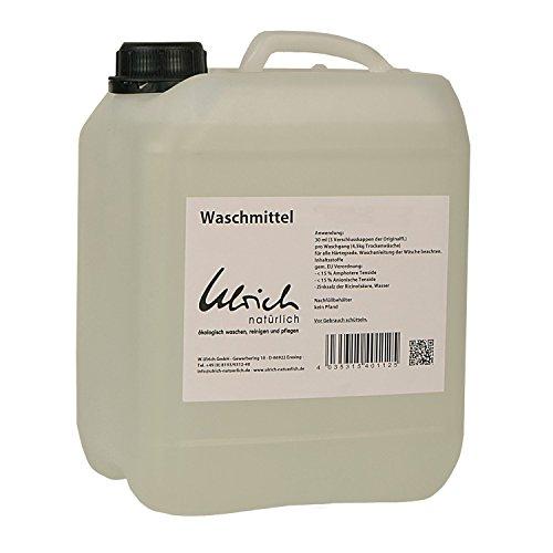 Ulrich Waschmittel flüssig Weich–5000ml