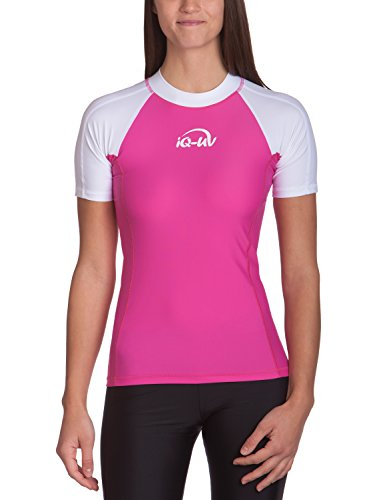 iQ-UV Dames 300 Slim Fit UV T-shirt