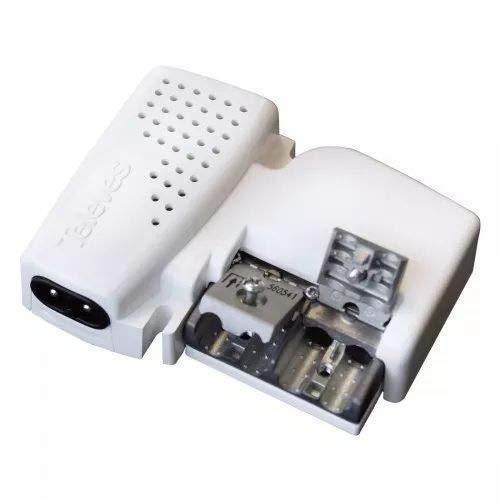 Oferta de Televes 560541 - Amplificador vivienda 1s 47-790mhz g12/24db ajustable