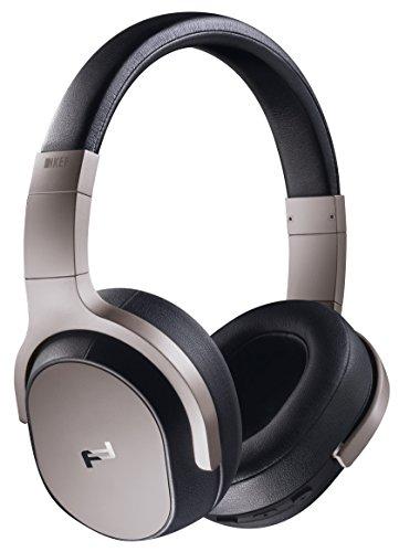 KEF Porsche Design/Space ONEWireless - Bluetooth, Auriculares con cancelación de Ruido, Titanio
