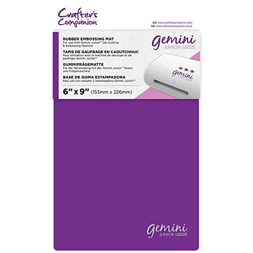 Gemini Crafter's Companion Ersatz-Gummiprägematte