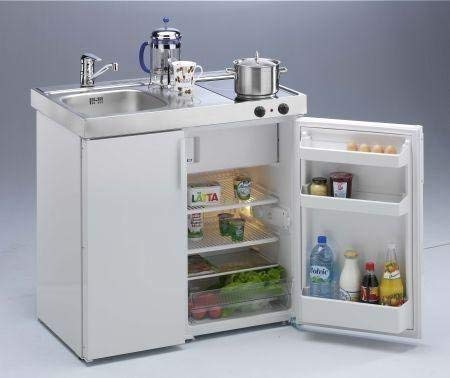 Stengel 2001515 Miniküche Kitchenline MKC 90 Ceran links