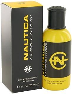 Nautica Competition By Nautica Eau De Toilette Spray (Yellow Package) 2.5 Oz For Men