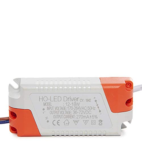 Greenice | Driver No Dimable 0.95 F.P. 50.000H Downlights LED 18W