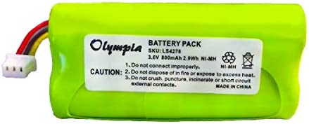 Replacement Motorola Symbol 82 67705 01 Battery Rechargeable Battery for Motorola Symbol LS4278 product image