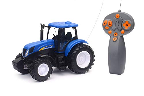 New Ray 88553 New Holland T7070 - Tractor controlado por Radio