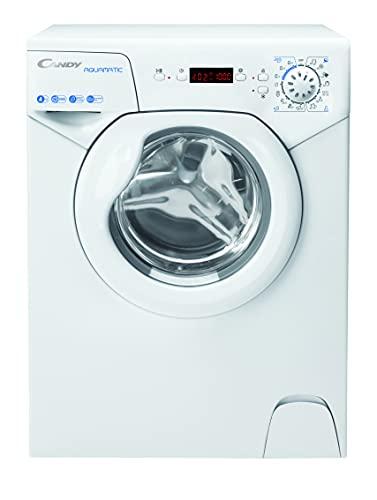 Candy AQUA 1042DE/2-S Waschmaschine / 4 kg / 1000 U/Min. / Symbolblende/Raumsparwaschmaschine, weiß