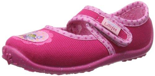 Prinzessin Lillifee Mädchen 230195 Hausschuhe, Pink (pink 43), 32 EU