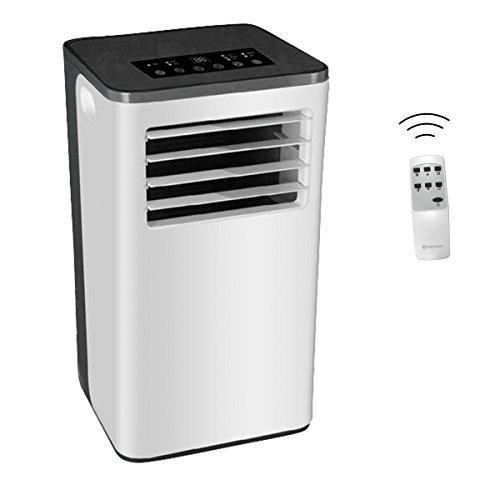 Hantech 9000 Btu 2.6 kW Lokales Mobiles Klimagerät Klimaanlage Klima