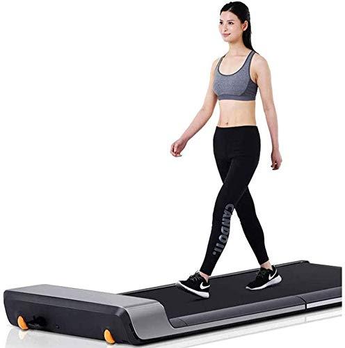 ZOUSHUAIDEDIAN Plegable Rueda de Ardilla, con Pantalla LED y tangible de Control Remoto inalámbrico, Corta Jogging Máquina for el hogar/Oficina