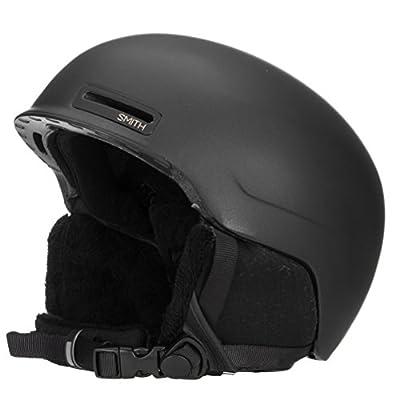 Smith Optics Womens Adult Allure Snow Sports Helmet - Black Pearl Medium (55-59CM)