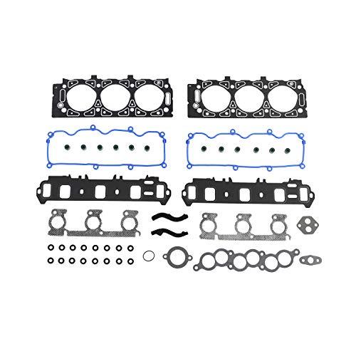 DNJ HGS4145 Graphite Head Gasket Set for 2001-2001 / Mazda / B3000 / 3.0L / OHV...
