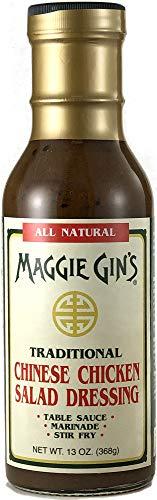 Maggie Gin's Chinese Chicken Salad Dressing & Marinade