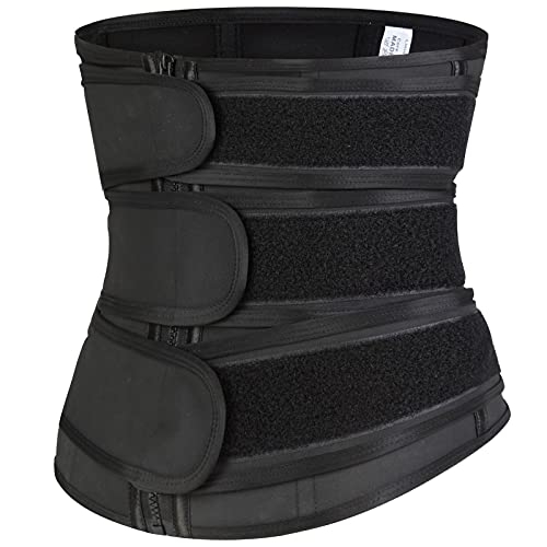 LIUJIU Tanga Body Shapewear para mujer, control de barriga, busto abierto, moldeador de cuerpo, negro, 3XL