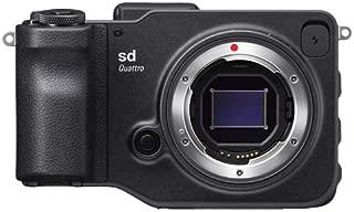 Sigma SD Quattro Compact Camera Body, Black
