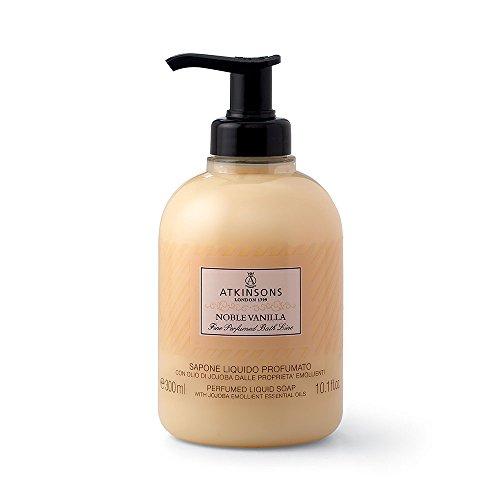 Fine Perfumed Line Bath Savon liquide à la vanille 300 ml - 1 unité