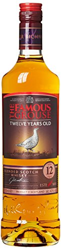 The Famous Grouse 12 Jahre Blended Whisky (1 x 0.7 l)