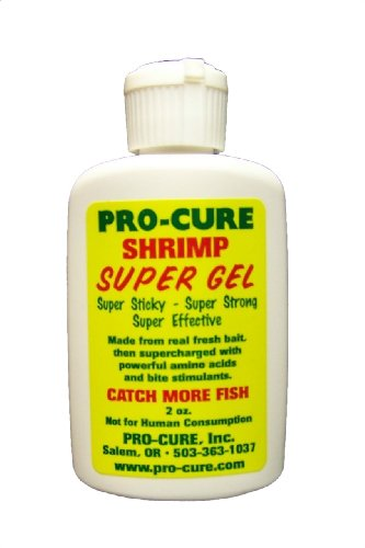 Pro-Cure Shrimp Super Gel, 2 Ounce