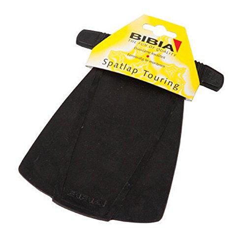 Bibia Herren Mud Flap Touring Fahrradschlauch, schwarz-schwarz, 18 cm