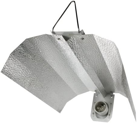 Apollo Horticulture GLRGW19 19 Gull Wing Hydroponic Grow Light Reflector product image