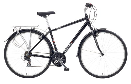 SHOGUN Yakiba 21' Black Bike