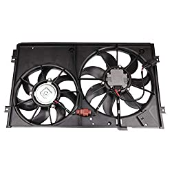 OCPTY Replacement Cooling Fan Assembly for Honda CR-V//Element