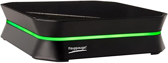 Hauppauge HD PVR HDTV Recorder Black Black GE Plus (S/PDIF + MAC Support)