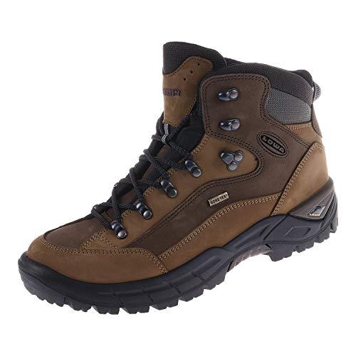 Lowa Renegade GTX MID wandellaarzen voor dames, kleur taupe sepia, 3209354655